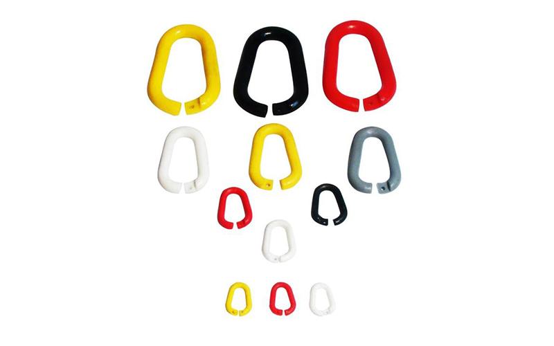 Eslabones Plásticos Para Cadenas Todos Los Tamaños y Colores 01